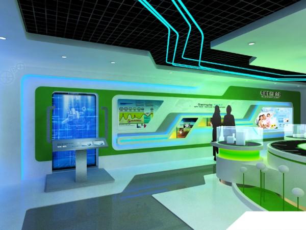 展厅图-企业展厅-展览设计公司_深圳展览设计_展台